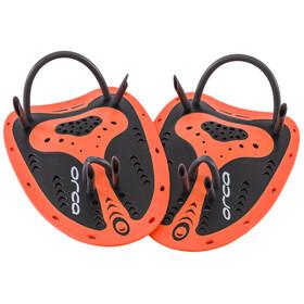 ORCA Flexi Fit Palette per nuoto, arancione/nero